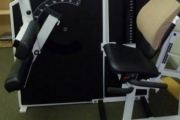 Leg Curl Machine (side)